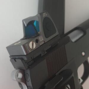 NWell 1911 Gel Blaster RMR Sight Adapter